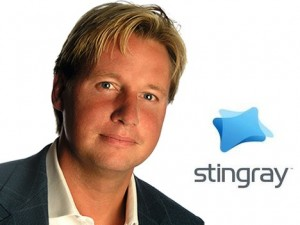 Eric Boyko, presidente y CEO de Stingray Digital